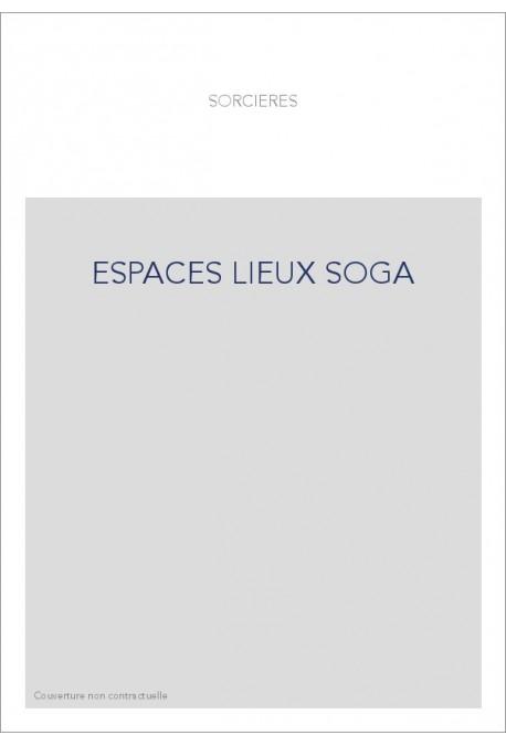 ESPACES LIEUX SOGA