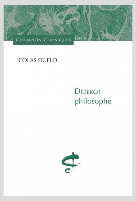 DIDEROT PHILOSOPHE
