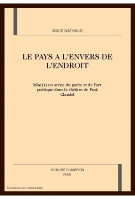 LE PAYS A L'ENVERS DE L'ENDROIT