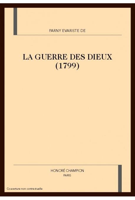 LA GUERRE DES DIEUX (1799)
