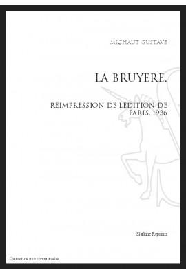LA BRUYERE