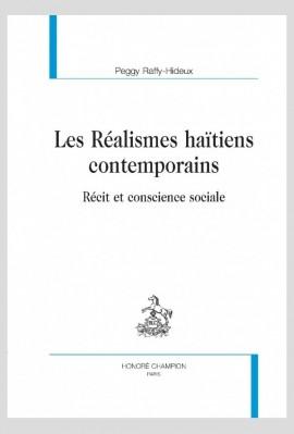 LES RÉALISMES HAÏTIENS CONTEMPORAINS.