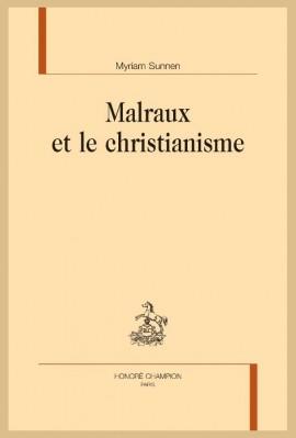 MALRAUX ET LE CHRISTIANISME