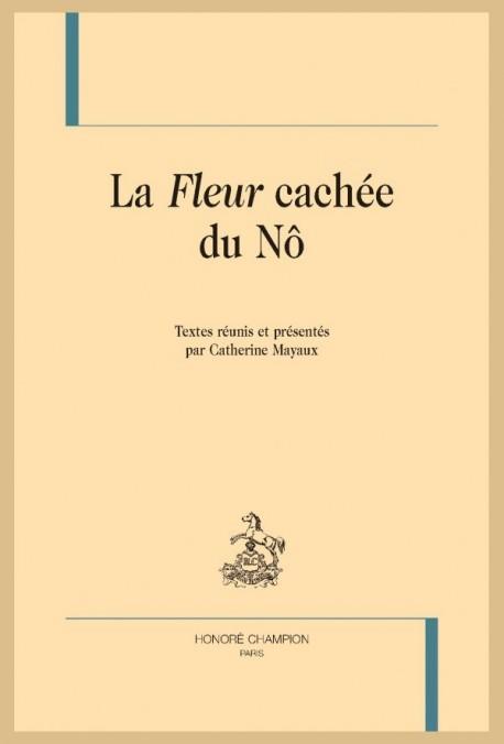 """LA """"FLEUR"""" CACHÉE DU NÔ"""