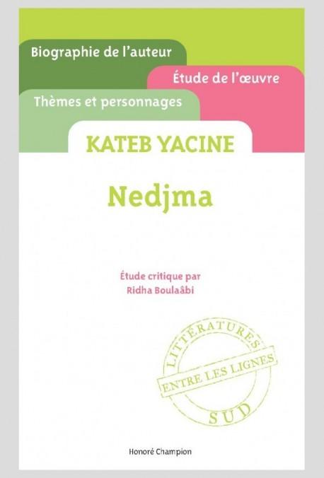 KATEB YACINE - NEDJMA