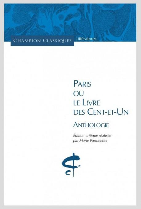 PARIS, OU LE LIVRE DES CENT-ET-UN