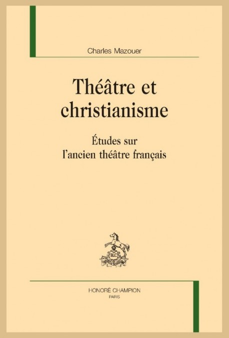 THÉÂTRE ET CHRISTIANISME