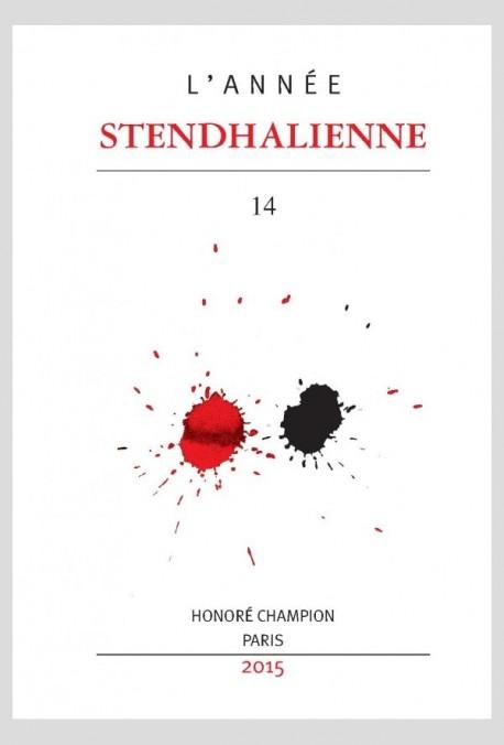 L'ANNÉE STENDHALIENNE 14