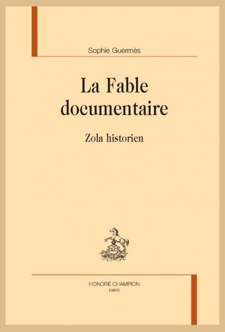 LA FABLE DOCUMENTAIRE