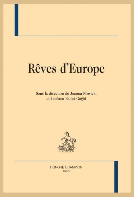 RÊVES D'EUROPE