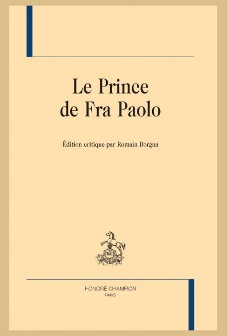 LE PRINCE DE FRA PAOLO