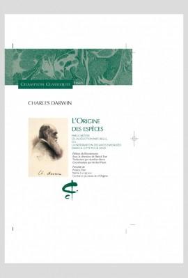 L'ORIGINE DES ESPÈCES. ÉDITION DU BICENTENAIRE. SOUS LA DIRECTION DE PATRICK TORT