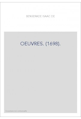 OEUVRES. (1698).