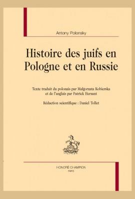 HISTOIRE DES JUIFS EN POLOGNE ET EN RUSSIE