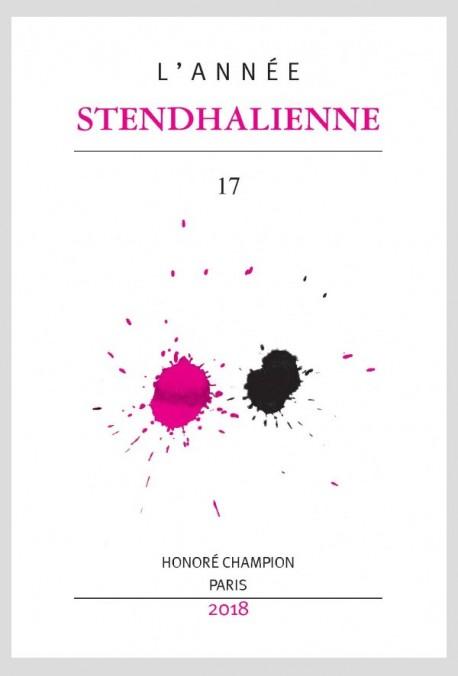 L'ANNÉE STENDHALIENNE 17