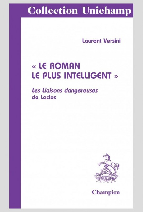 LE ROMAN LE PLUS INTELLIGENT