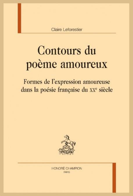CONTOURS DU POÈME AMOUREUX