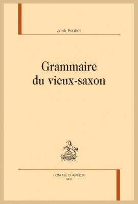 GRAMMAIRE DU VIEUX-SAXON
