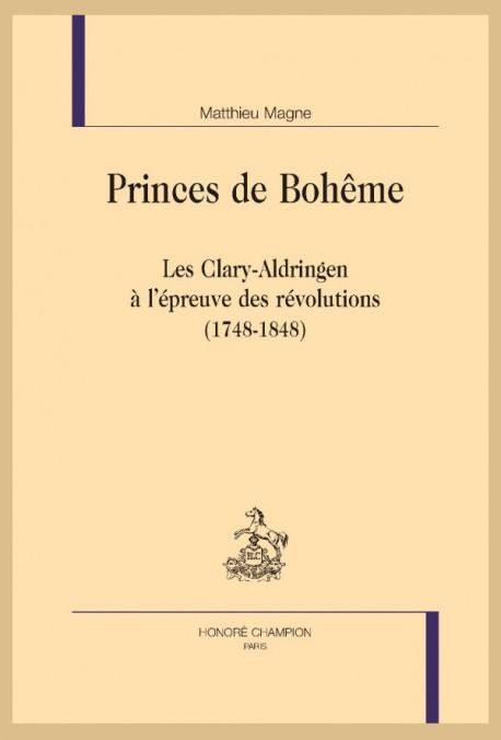 PRINCES DE BOHÊME