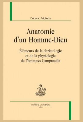 ANATOMIE D'UN HOMME-DIEU