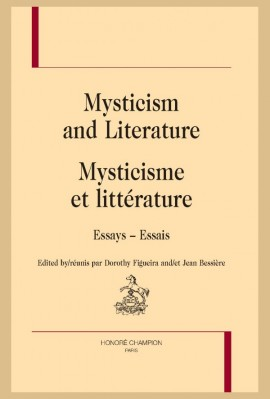 MYSTICISM AND LITERATURE / MYSTICISME ET LITTÉRATURE