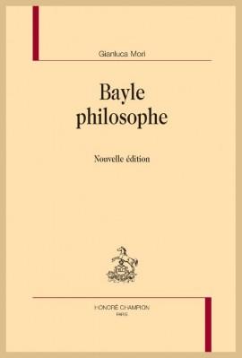 BAYLE PHILOSOPHE