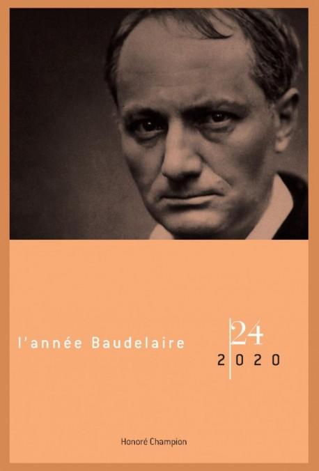 L'ANNÉE BAUDELAIRE 24, 2020