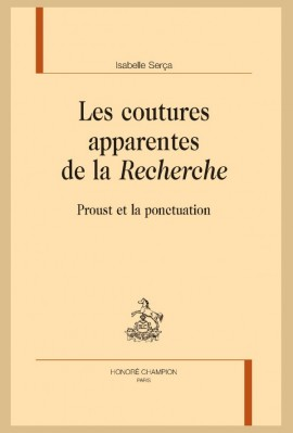 """LES COUTURES APPARENTES DE LA """"RECHERCHE"""""""